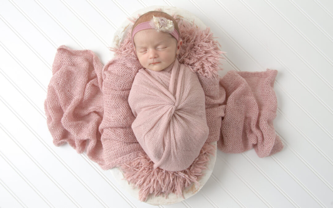 Who Provides The Props and Wraps for the Newborn Session?